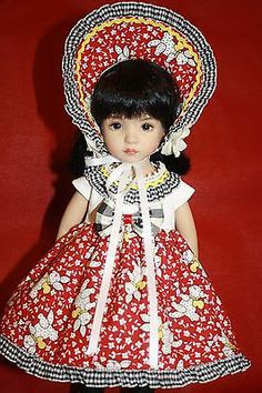 DIANNA-EFFNERS-13-INCH-LITTLE-DARLING-DOLL-ENSEMBLE. Sold for $25.00 on 4/27/14.