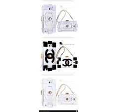 The New Arrival Luxury Chanel Lego Clutch iPhone 6 Cases - iPhone 6 Plus Cases - Real - Free Shipping - Chanel & Louis Vuitton Authorized Store