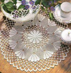 Kira scheme crochet: Scheme crochet no. 633