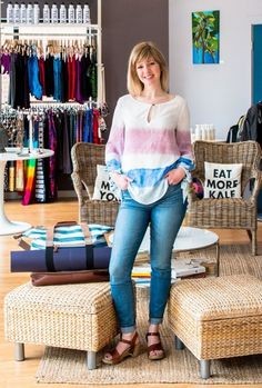 Fashionable People: Claire's Real-Life Style — Style Profile | Apartment Therapy