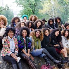 Natural Hair Don't Care! -- Proof Of The Power Of The Natural Hair Movement