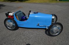 1927 CycleKart French (BUGATTI35C) : Registry : The CycleKart Club