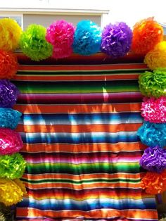 Fiesta themed party