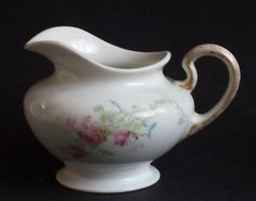Creamer by #Limoges France visit our ebay store at  http://stores.ebay.com/esquirestore
