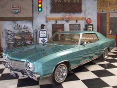 Classic Car News Pics And Videos From Around The World Cool Car Pictures, Car Pics, Chevrolet Monte Carlo, Old School Cars, Classic Chevrolet, Sweet Cars, New Trucks, Chevrolet Impala, Vintage Trucks