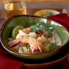 Thai Shrimp Curry III Recipe