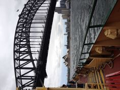 Out and about on Sydney Harbour