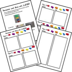 Math-salamanders.com. Great website! This page practices area and ...