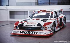 Zakspeed Ford Capri Turbo
