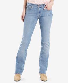 63c8f9f3346 LEVI S Levi s® 715 Bootcut Jeans.  levis  cloth   Black Jeans