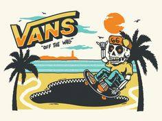 Vans Off the Wall sao paulo california painting lighthouse skull skateboard off the wall vans Wallpaper Animes, Hype Wallpaper, Vans Skateboard, Skateboard Design, Van Drawing, Wall Logo, Painted Vans, Plakat Design, Skate Art