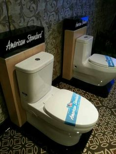 Winplus Toilet by American Standard