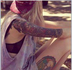 Love it. Great tatoo.