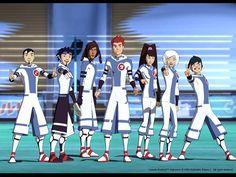 Only football I watch Sad Anime Girl, Kawaii Anime Girl, Anime Girls, Galactik Football, Manga, Thicc Anime, Hot Anime, Anime Demon, Anime Naruto