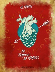 Agaves, Heart Tree, Logo Restaurant, Folklore, Art Photography, Cactus, Illustration Art, Ink, Bar Quotes