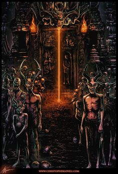 Christopher Lovell's Gates of Hell