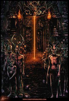 Christopher Lovell's Gates of Hell