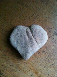 Stone heart.