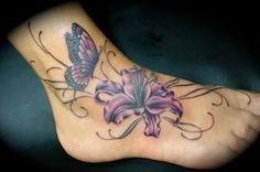 Foot Tattoos - Inked Magazine