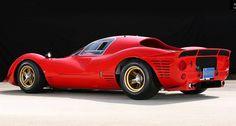 1966 Ferrari 330 P4 Recreation