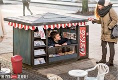 Mini #cocacola #advertisement , very nice and creative #ads #advertising #marketing #amman #jo #dubai