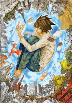 DEATH NOTE - How L Changed the World (Novel)