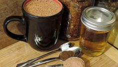 Bulletproof Hot Chaga Chocolate Recipe