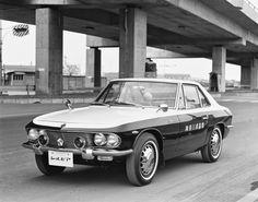 Nissan Silvia Highway Patrol Car (CSP311) '12.1965–68