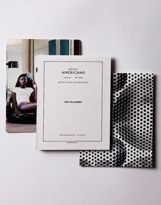 A hotel's branding, classic and modern in one cohesive foundation