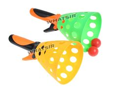 #ClickandCatch Plastic Shooting Toys #Toss&Catch Ball Game Kids Outdoor Sport #whatsir