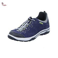 Meindl Tofino Junior, Berg- und Outdoorschuhe, marine/lemon, 680249-51, Gr 39 - Chaussures meindl (*Partner-Link)