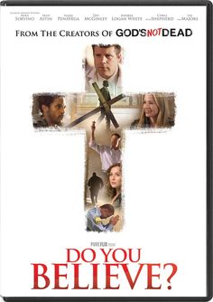 """Do You Believe?"" follows 12 people who all long for something more than their current situations. They're all moving in different directions until their lives unexpectedly intersect, and they begin to discover the power in the cross of Christ - even if they don't believe it yet."