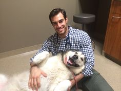 Veterinarian Dr. Evan Antin | The Hottest Animal Doctor Ever That'll Make You Want To Get Your Pet ...