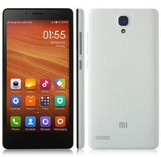 """XIAOMI Hongmi Note Dual Sim okostelefon A kínai telefonok iPhone-ja. SajáAndroid alapú, saját fejlesztésű MIUI V5 operációs rendszer. A frissítések """"over the air"""" települnek. Sosem lesz gondod a szoftver frissítéssel! #dualsim #okostelefon"""
