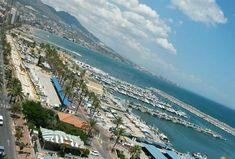 Paseo maritimo boardwalk - Fuengirola