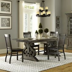 FREE SHIPPING! Shop Wayfair for Magnussen Furniture Bellamy Dining Table - Great Deals on all Furniture products with the best selection to choose from!