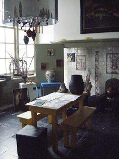 Hier tekent Sketchcrawl Gouda op zaterdag 13 juli 2013: Museum Gouda, Oosthaven 9. Gratis entree op vertoon van je schetsboekje! 12.00-17.00 uur