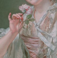 Mademoiselle Barberie de Courteille by Jean Baptiste Greuze Angel Aesthetic, Aesthetic Art, Rennaissance Art, Aphrodite Aesthetic, Jean Baptiste, Renaissance Paintings, Aesthetic Painting, Art Hoe, Victorian Art