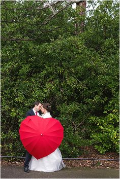 Red heart umbrella   Image by Inspired by Love, read more http://www.frenchweddingstyle.com/french-wedding-beautiful-ireland/