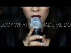 Look What You Made Me Do Taylor Swift - Arden Cho - YouTube