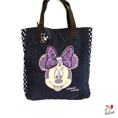 MINNIE bag shoulder very wide jeans Disney - €53.90