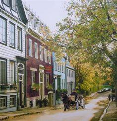 Quebec City,