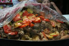 Nicaraguan food: VAHO via Flickr - I LOVE IT!!!! Nicaraguan Food, My Favorite Food, Favorite Recipes, Best Food Ever, International Recipes, I Foods, Carne, Salad Recipes, Food To Make