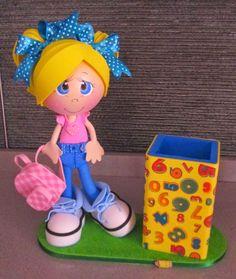 Bonecas da Tânia: Bonecas 3D