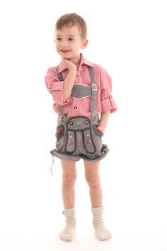 Kinder Trachten Mode