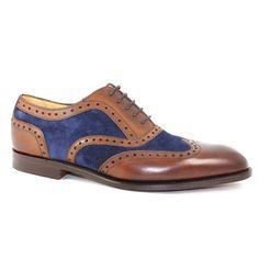 Barker Cambridge Lace Up Brogue Mens Shoe  6a5ba8c433