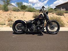 Harley Bobber Motorcycles For Sale In Phoenix AZ