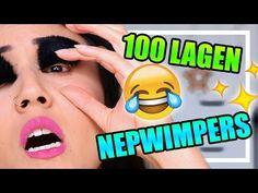 100 LAGEN NEPWIMPERS CHALLENGE - ShelingBeauty