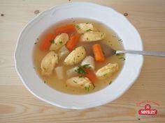 Gluten-free semolina gnocchi for soup - Novalim - Gluten-free semolina gnocchi for soup - Pie Cake, Food N, Gnocchi, Paleo Recipes, Thai Red Curry, Soup, Gluten Free, Keto, Ethnic Recipes