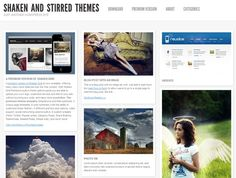 See this wordpress pineterest themes !